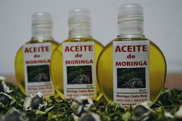 propiedades aceite de moringa