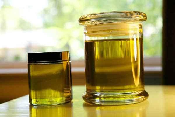 aceite de moringa para el pelo