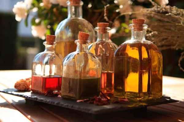 aceites vegetales para cosmetica