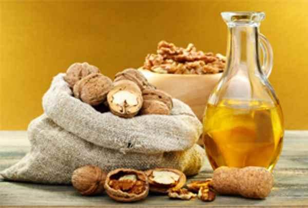 aceite de nueces