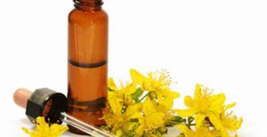 Propiedades y beneficios del aceite de árnica