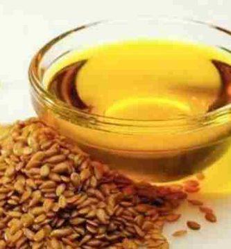 Propiedades y beneficios del Aceite de Lino o linaza