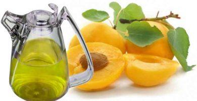 aceite de semillas de albaricoque