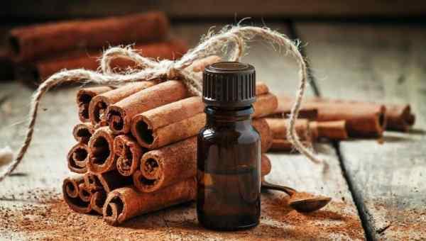 beneficios del aceite de canela
