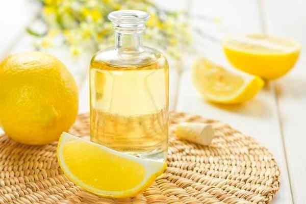 usos del aceite de limon