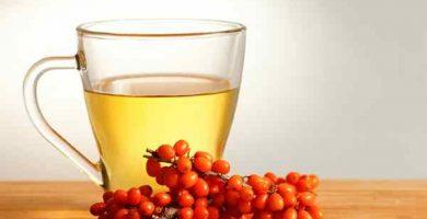 Propiedades y beneficios del aceite vegetal de espino amarillo