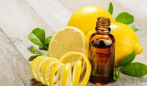 como usar el aceite esencial de lima