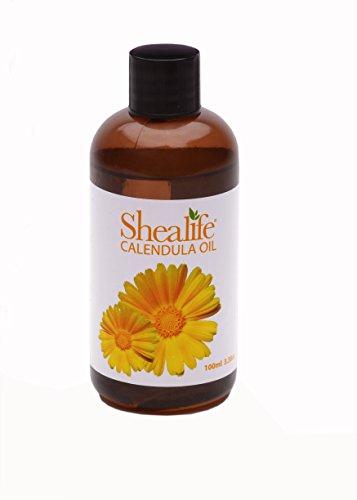 Aceite de Caléndula, Shealife 100% aceite de caléndula, 100ml